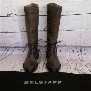 Belstaff Trailmaster Lace Boots